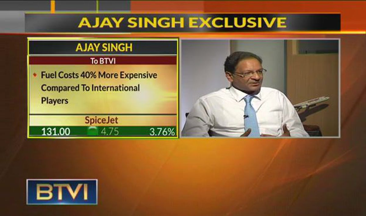 Watch Jet Airways revival extremely difficult: SpiceJet