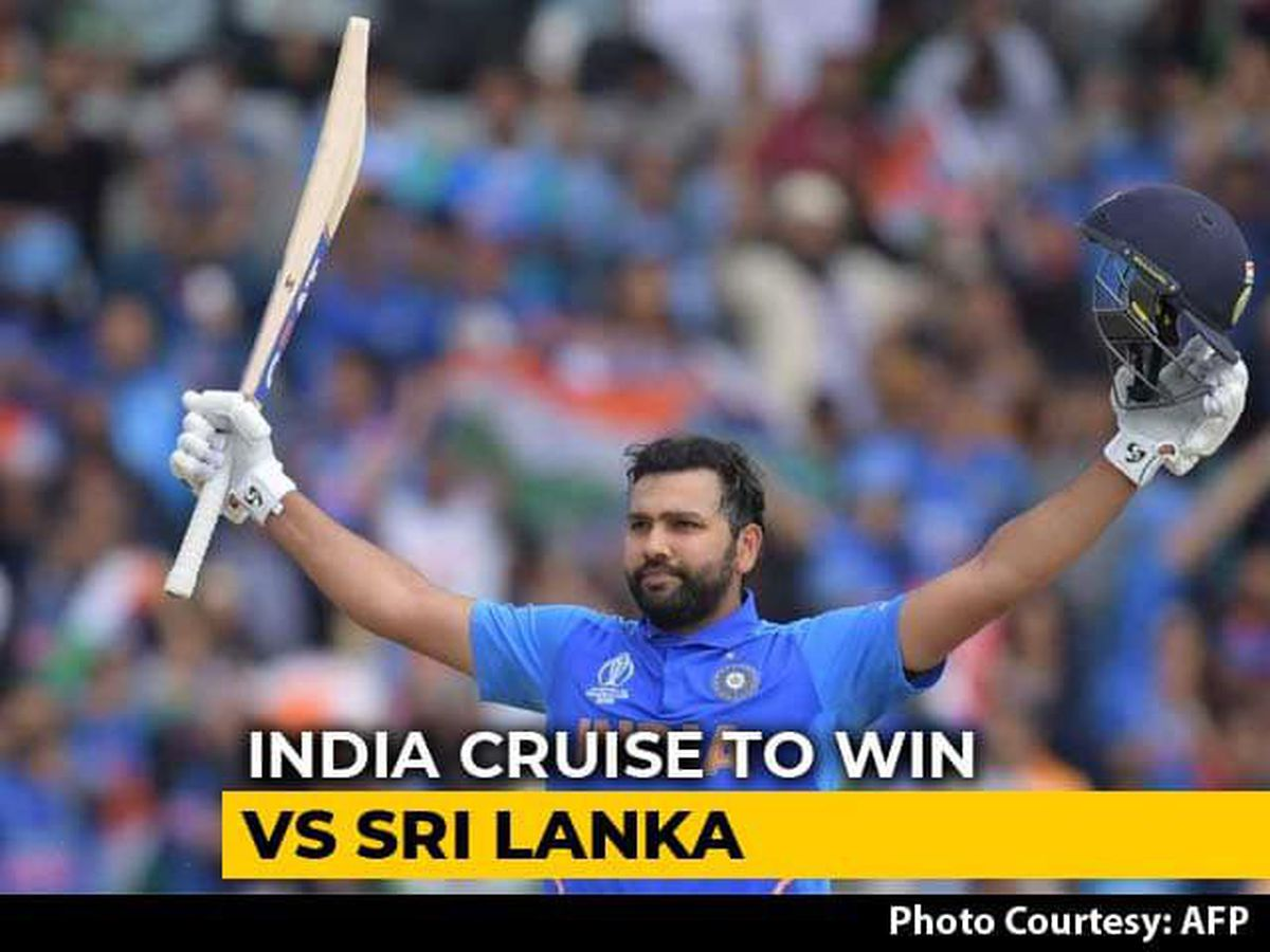 Watch Rohit Sharma, KL Rahul Star In India's Dominant Win Over Sri