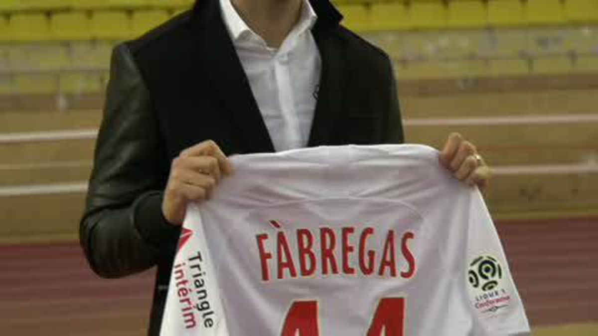 26ab5fa25b242 Watch: Fabregas feels English rather than Spanish | Video | The West  Australian