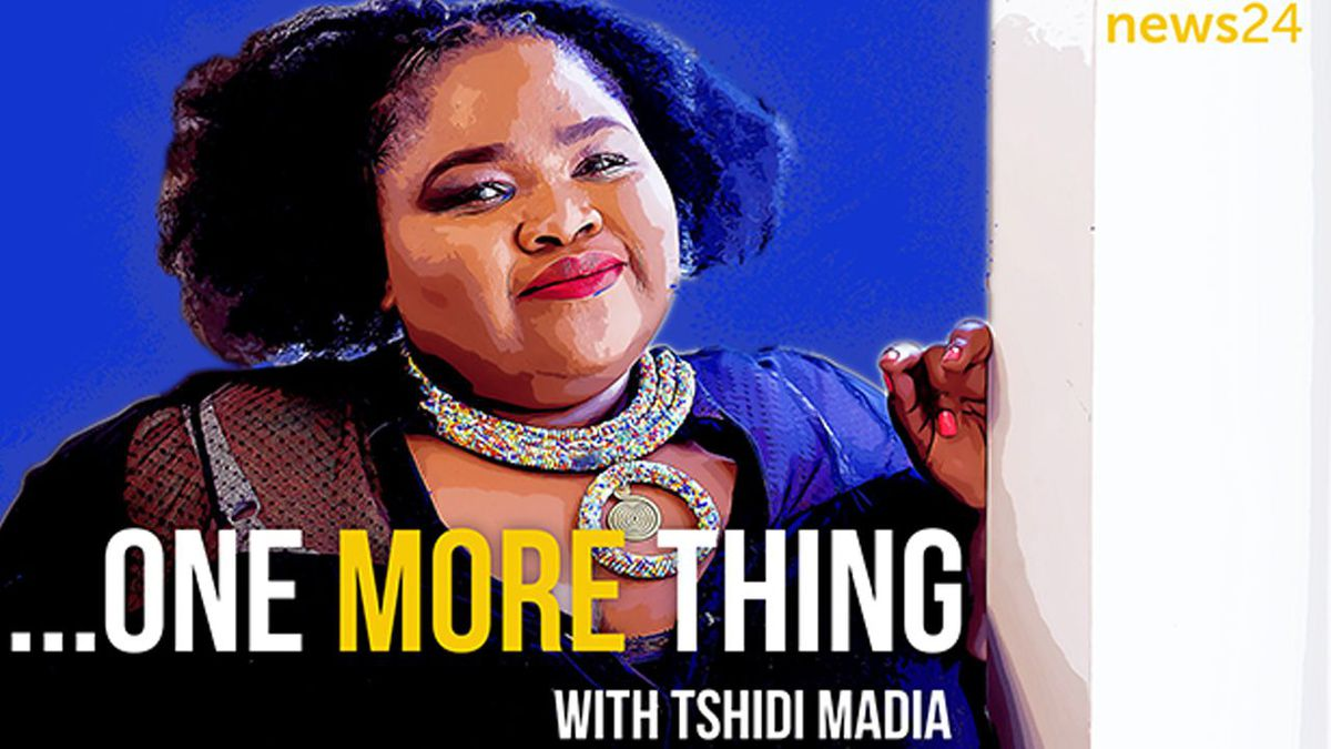 Watch PODCAST   ...ONE MORE THING: Jessie Duarte on racism ...