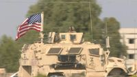 - US forces withdraw from key base in northern Syria