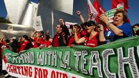 - Teacher strike delayed in Los Angeles