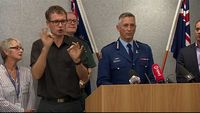 - New Zealand police say gunman resisted arrest