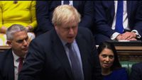 - Johnson on Brexit: we need to get this done