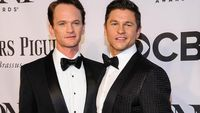 Neil Patrick Harris and David Burtka had sex on a train