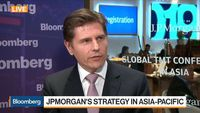 Bloomberg Markets: Asia - JPMorgan's Market Share in China Has to Be a Lot Bigger, Asia-Pacific Chairman Says