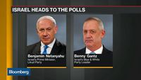 - Deadlocked Israel Rivals Set to Slug Out Year's Second Election