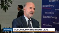 - Brexit Deal Is a Defeat for Populism, Moscovici Says