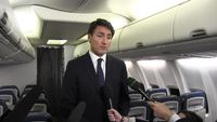 - Trudeau apologizes for 'brownface' photo
