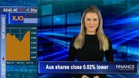 - ASX closes in red for 2nd day but holds 11.5yr highs: Aus shares close 0.02% lower