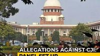 - Top Court Summons CBI, Intel, Cops On 'Conspiracy' Against Chief Justice