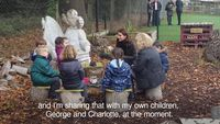- Duchess of Cambridge 'sharing' love for outdoors with George and Charlotte