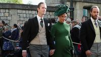 Pippa Middleton gives birth to baby boy