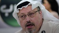 - Jamal Khashoggi case:Trump says 'we're close to solving a very big problem'