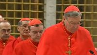 - Pope demotes two cardinals over sex abuse