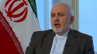 Trump doesn't want war, but could be lured: Iran's Zarif