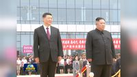 - Xi Jinping and Kim Jong Un hold summit in Pyongyang