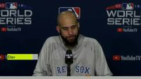 - Red Sox pitcher David Price breaks down in tears after winning World Series
