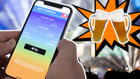 - Demoing Apple Pay order ahead for drinks at concerts