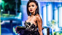 Local celebs shine on SA Fashion Week red carpet