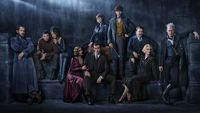 Go back to Hogwarts with the cast of Fantastic Beasts: The Crimes of Grindelwald