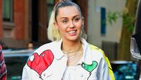 Miley Cyrus is in Cape Town, South Africa
