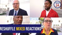 MP's react to the reshuffle: 'The president is not in charge of his own party'