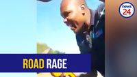 VIDEO: Frightening road rage incident leaves 7-year-old traumatised