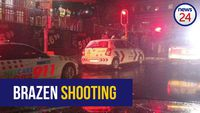 WATCH: Brazen robbery in Hillbrow leaves two security officers dead