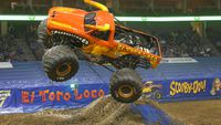 Eight larger-than-life Monster Jam trucks head to SA