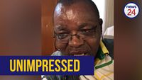 Mantashe unimpressed with stalwarts' call for candidates to step aside if accused of corruption