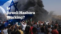- Israel blames killings in Gaza on Palestinians