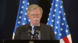 Bolton: U.S. sanctions on Iran are working