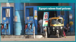 Egypt's new fuel price hike