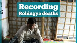 Rohingya refugees compile own list of victims