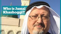 Who is Jamal Khashoggi?