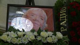 Russians mourn human rights giant Lyudmila Alexeyeva