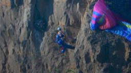 CEO dies in 'fluke' paragliding accident at God's Window just days