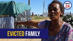 WATCH: 'I am going to vote but my heart is still sore' - mom living in tent in Paarl after eviction
