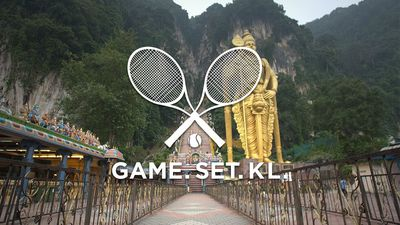 Game. Set. KL.