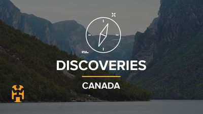 Canada Discoveries