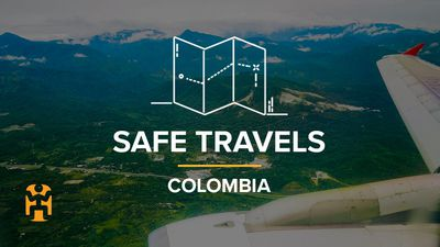 Colombia Safe Travels