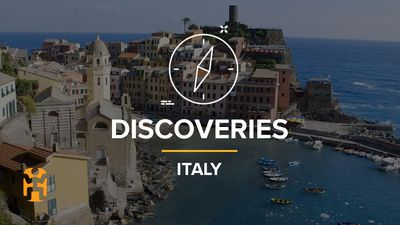 Italy Discoveries