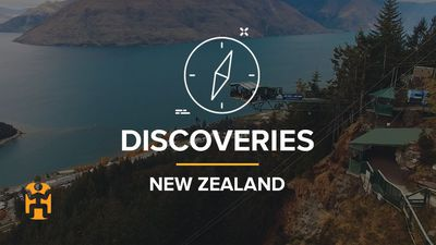 New Zealand Discoveries