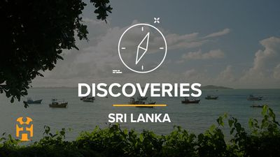 Sri Lanka Discoveries