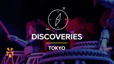 Tokyo Discoveries