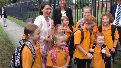 NSW Premier wraps up final day of campaigning