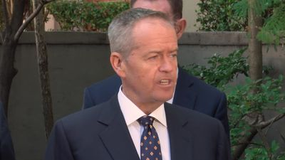 Daley did right by stepping down: Shorten