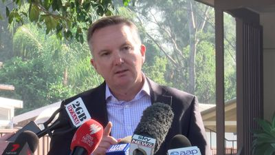 Bowen says PM has already broken first promise and lied about tax cuts