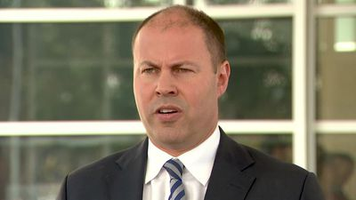 Seventy percent of tax payers to pay rate of thirty percent: Frydenberg